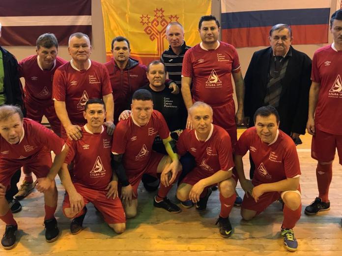 СССР Чебоксары - бронзовый призер турнира в Минске