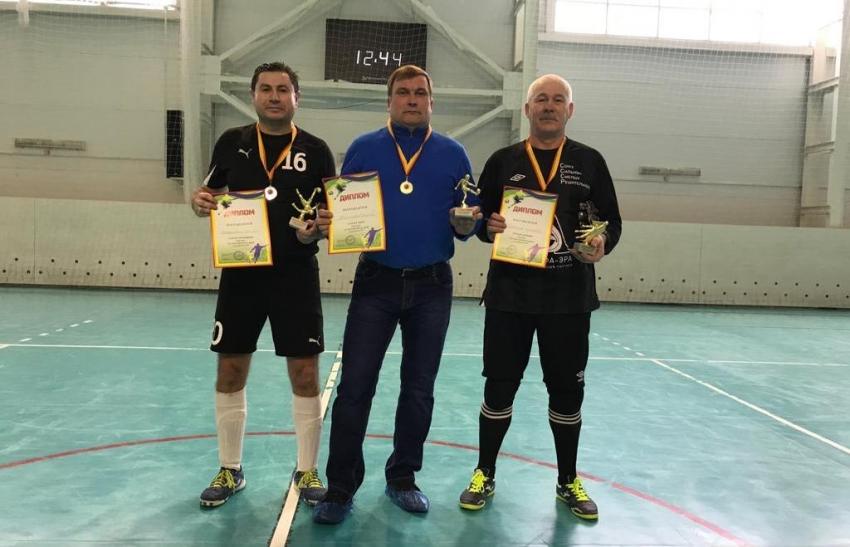 Лучшие игроки открытого первенства города Чебоксары среди ветеранов старше 50 лет 2019 года