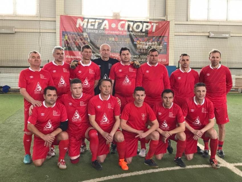 СССР Чебоксары на турнире в Иваново