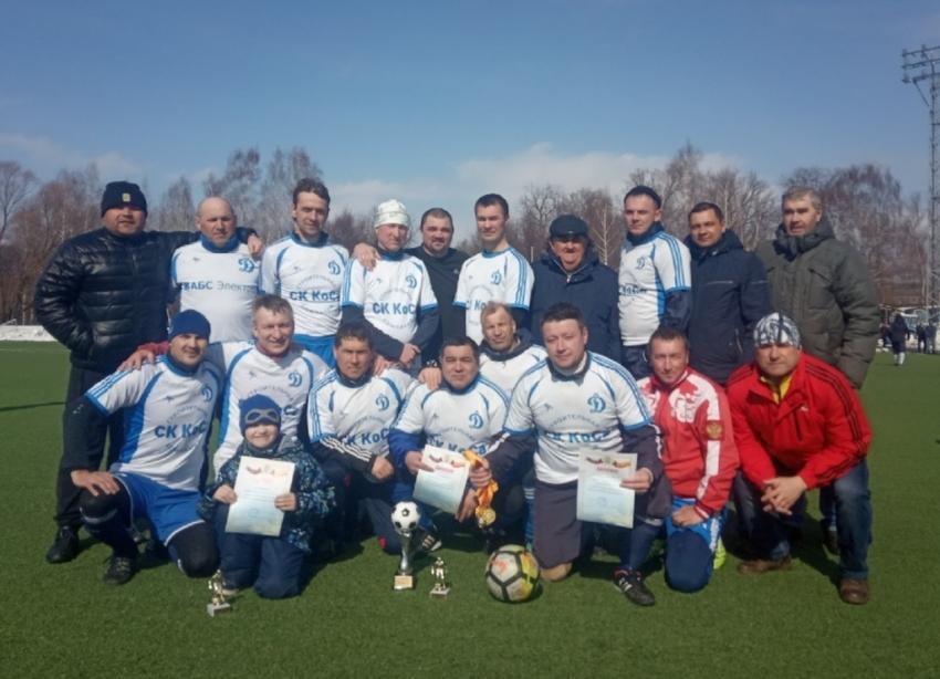 Динамо Чебоксары победитель зимнего первенства фото