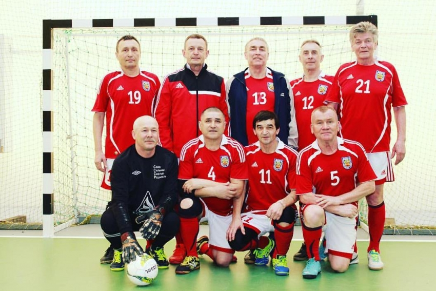 Волга ветераны 60 лет и старше
