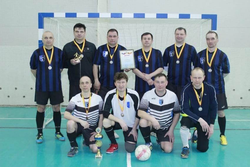 Крылья Чебоксары на турнире памяти Михаила Кренделева 2019 года