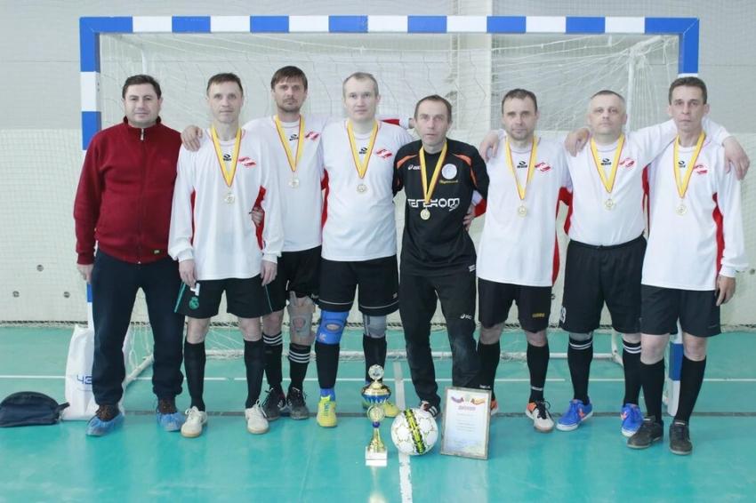 Спартак Йошкар-Ола на турнире памяти Михаила Кренделева 2019 года