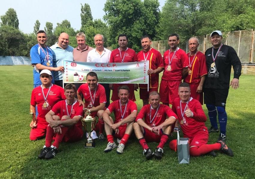 СССР побеждает в Тольятти