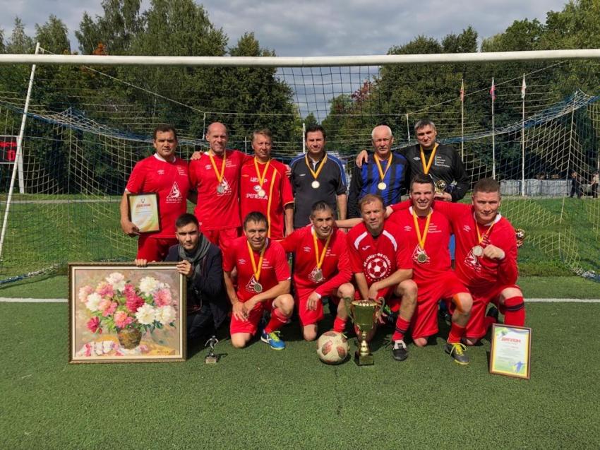 СССР побеждает в турнире памяти Червякова 2019 года