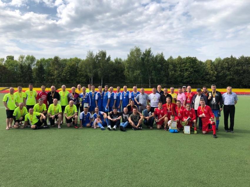 Призеры турнира памяти Червякова 2019 года