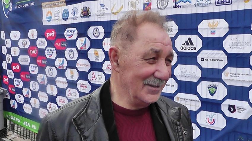 Драндрову Герольду Леонидовичу исполняется 70 лет