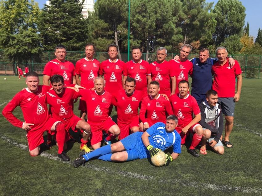 СССР Чебоксары на финальном турнире в Сочи 2019 год