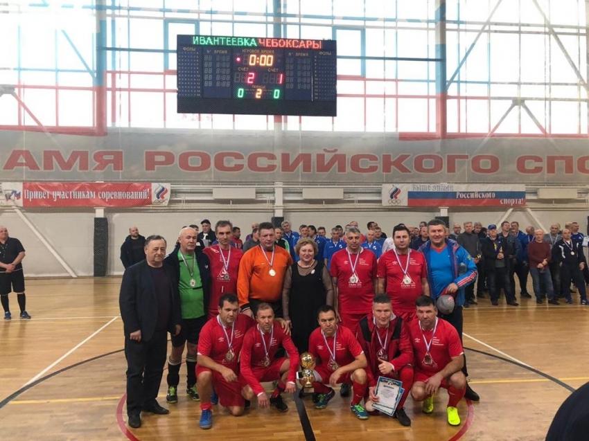 Ивантеевка обыгрывает СССР в финале