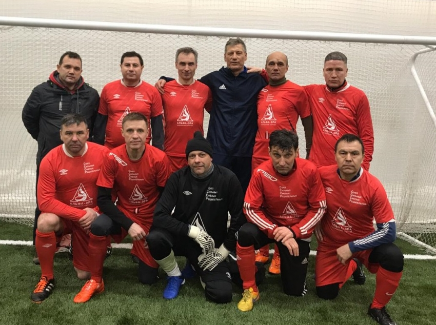 СССР Чебоксары на турнире в Егорьевске