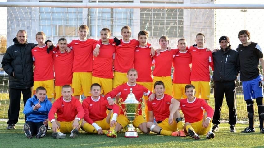 Чувашия-ДЮСШ обладатель Кубка МФС Приволжье 2014 года