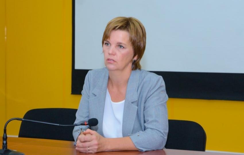 Матренина Эльвира новый директор СШ по футболу