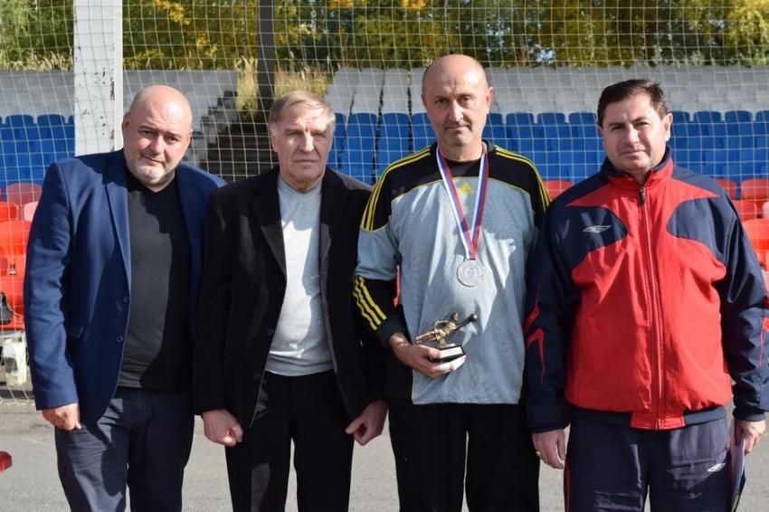 Андрей Кочанов ВНИИЭФ лучший вратарь турнира памяти Червякова 2020 год