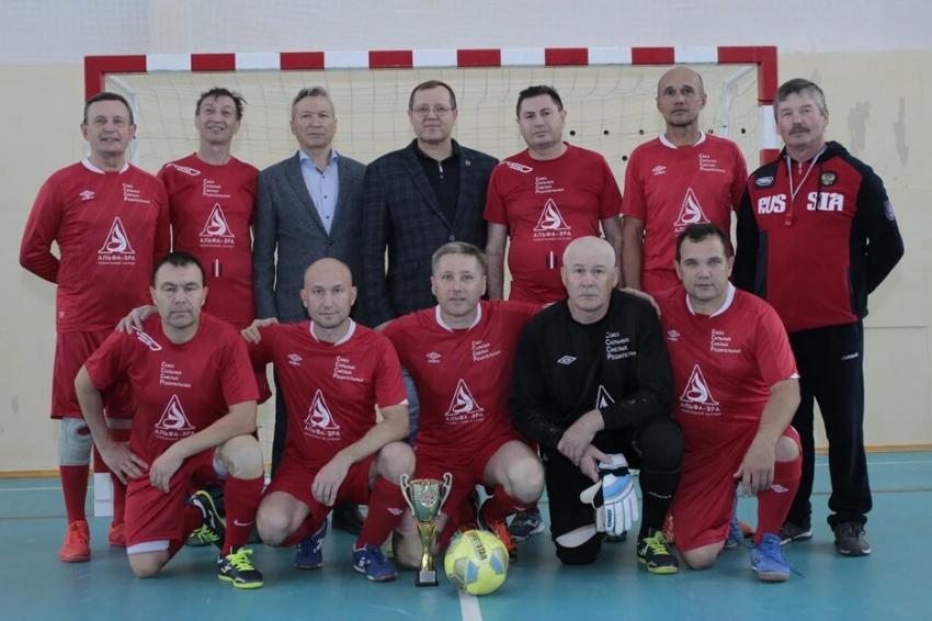 СССР на турнире в Красных Четаях 2020 год
