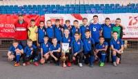 """СШ-2008 побеждает в турнире """"Локобол-2020-РЖД"""""""