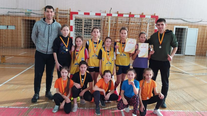 СОШ №65 девочки 2009-10 гр
