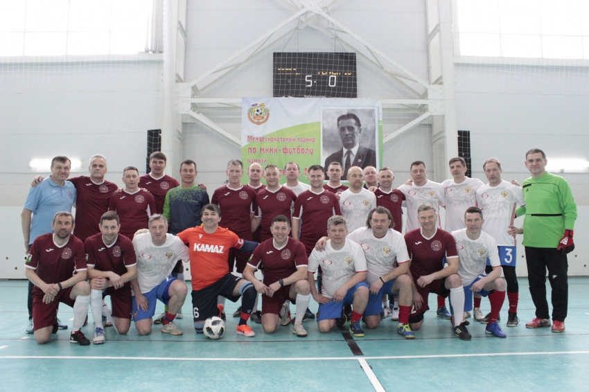 финалисты турнира памяти Михаила Кренделева (2021)