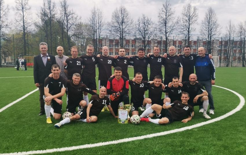 Волга Чебоксары ветераны обладатель Суперкубка Чувашии 2021