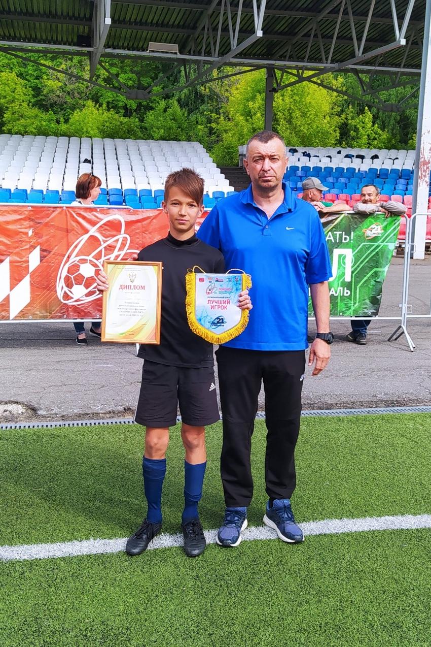 Шеруков Тимур СШ-2009