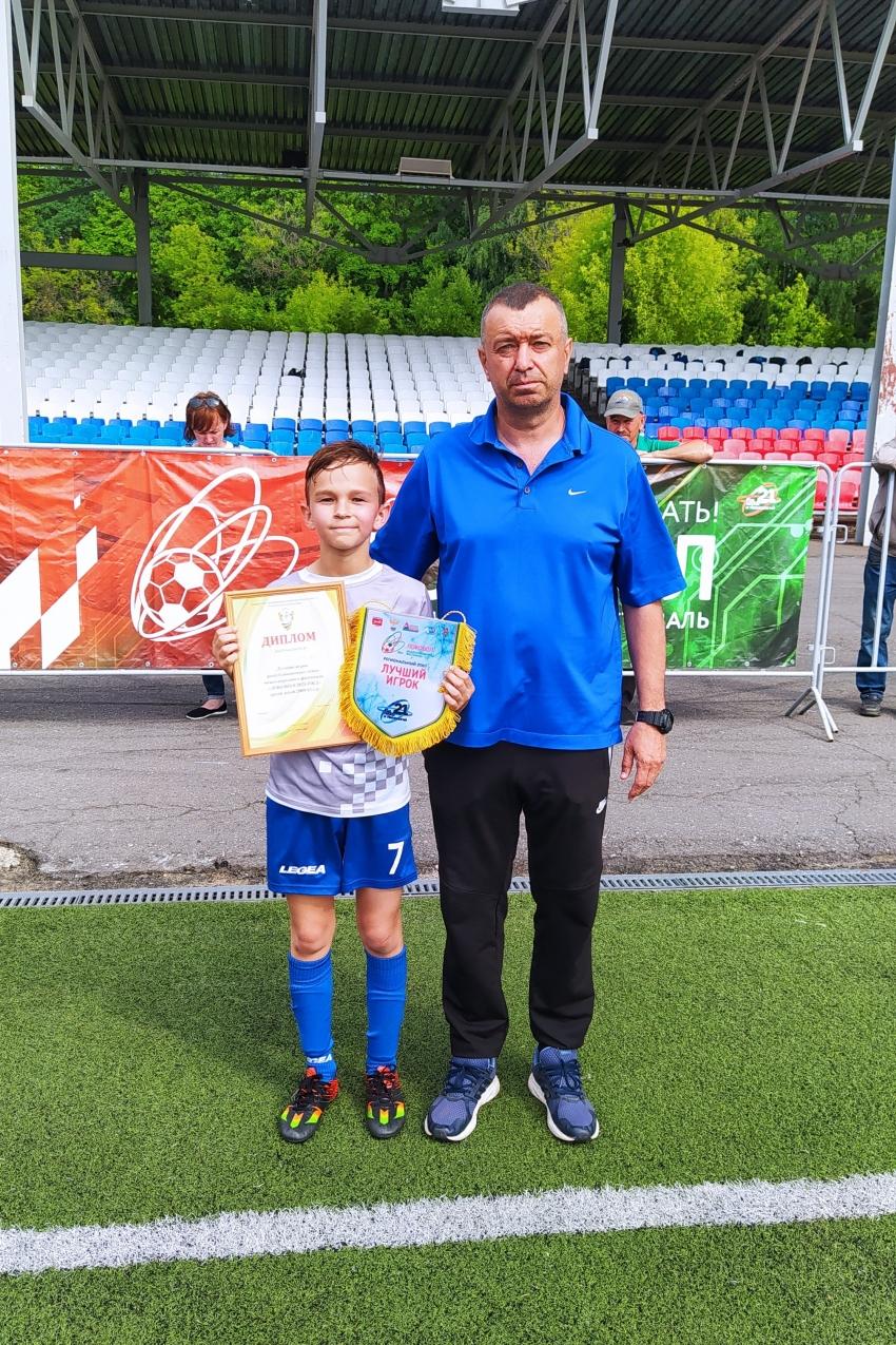 Белинов Александр Вурнары