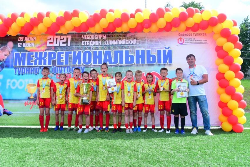 LEGION футболисты 2011 года рождения